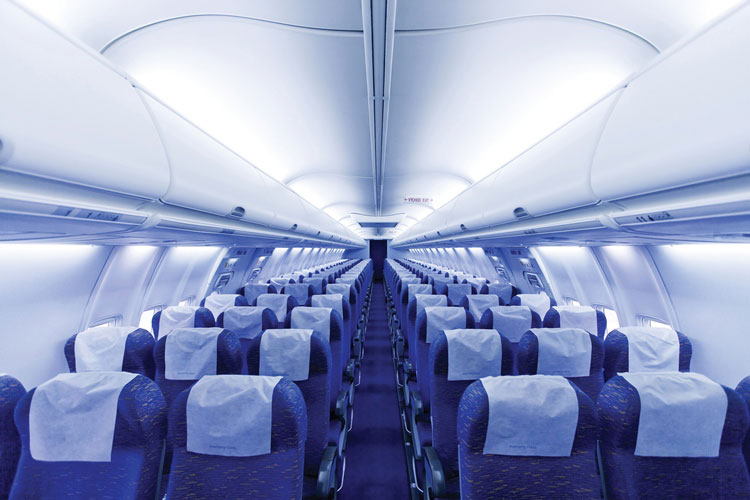 Aircraft Cabin Interior Sealing