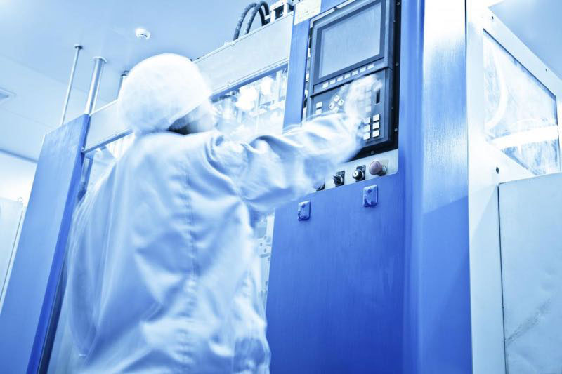 Chemical mechanical polishing | Micro-e Wafer Processing | Saint-Gobain Process Systems