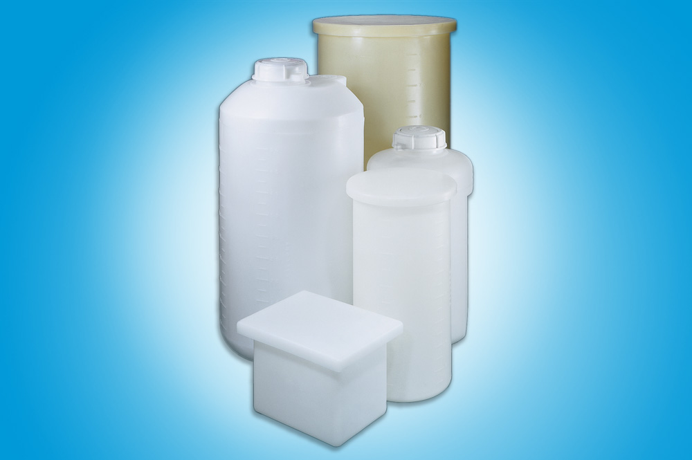 Critical Process Vessels - Molded Storage Tanks