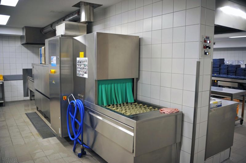 Industrial Institutional Cleaning Process Systems
