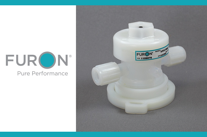 High Purity Furon UPX Valve - Reliability Report
