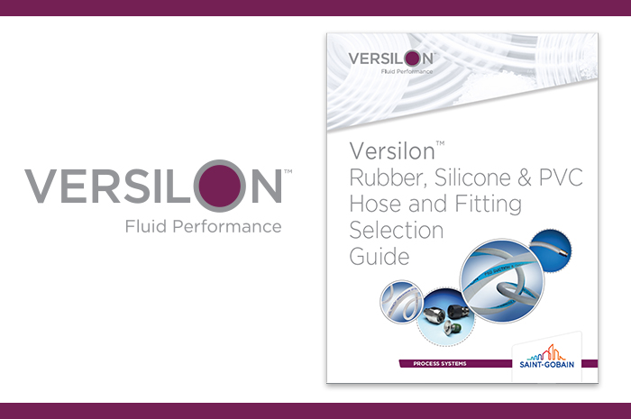 Versilon Rubber, Silicone & PVC Hose and Fitting Selection Guide