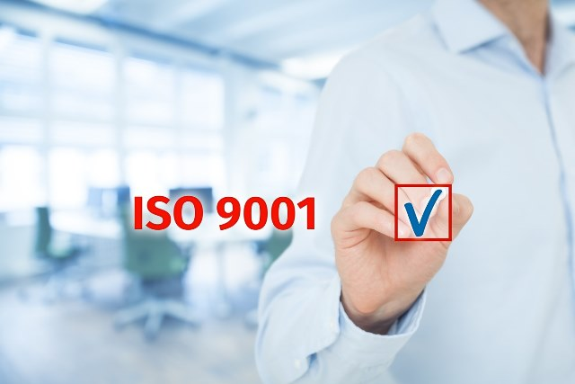 Saint-Gobain Process Systems ISO 9001 certification