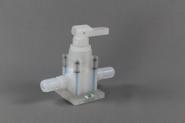 Furon CDV, Manual 2-Way Toggle Valve