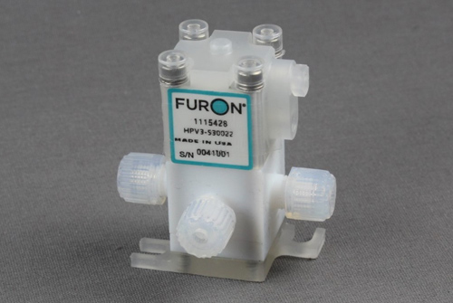 Furon HPV Mini Pneumatic 3-Way Valve
