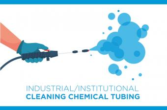 Cleaning chemical tubing mitigates risk of COVID-19 transmission