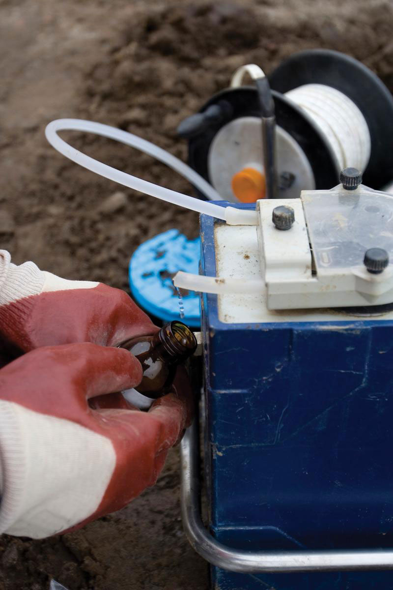 Tygon peristaltic pump tubing | Water Sampling Applications | Saint-Gobain Process Systems
